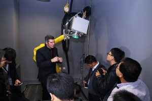 Neues Laser-Applikationslabor in China