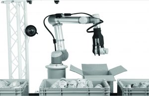 Robot Grasping Demonstrated at Automate and ProMat Trade Shows