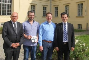 HD Vision gewinnt Robotic Start Up Challenge