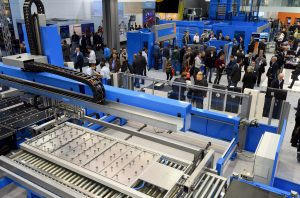 Euroblech 2018 in Hannover