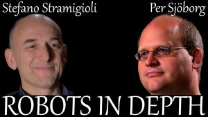 Robots in Depth: Stefano Stramigioli