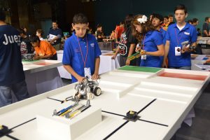 15. World Robot Olympiad in Thailand