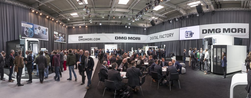 (Bild: DMG Mori Global Marketing GmbH)
