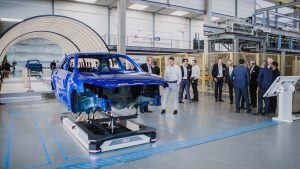 Open House bei Dürr