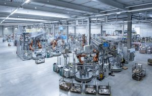 Car Body Manufacturing bei Thyssenkrupp System Engineering in Mühlacker